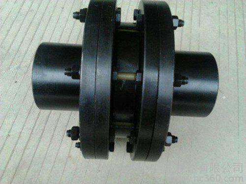 梅花形弹性联轴器的制作和使用